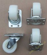 Swivel Castors Nylon Wheels Set of 4 (SC02)