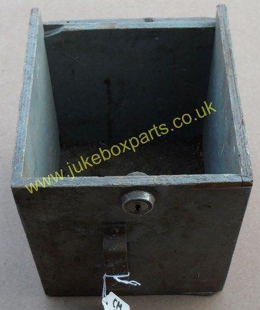 Wooden Cash Box (CM49)