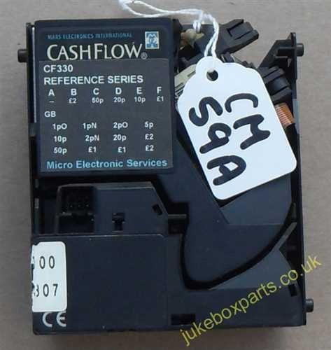 Coin Mech CashFlow CF330 (CM59A)