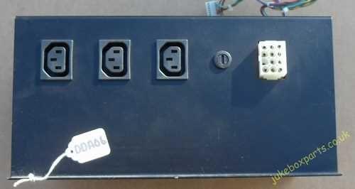 DDA Hide Away Power Supply (DDA06)