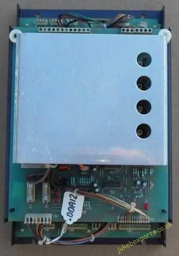 DDA Lynx Amplifier (DDA12)