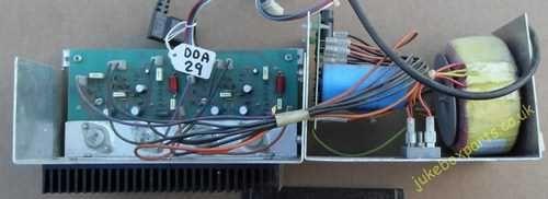 DDA Hideaway Amplifier (DDA29)