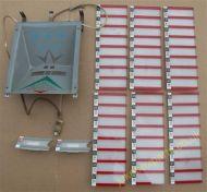 L-Tech G100 Title Cards Plus Trim (JD15)