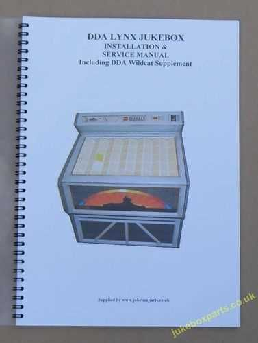 DDA Lynx Manual