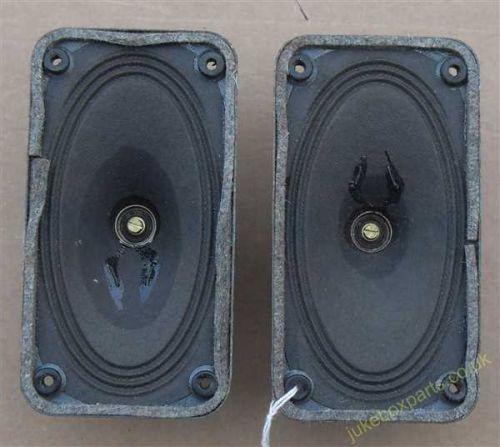 Pair of 8.5 Inch Speakers (SP29)