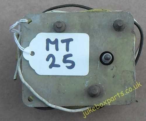 Turntable Motor? (MT25)