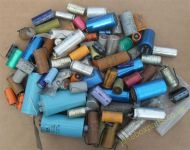 Joblot of Various Capacitors (MT26)