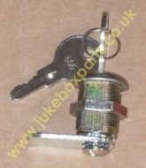 23mm Cam Lock with 2 Keys (TL23)
