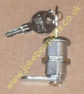 30mm Cam Lock with 2 Keys (TL30)