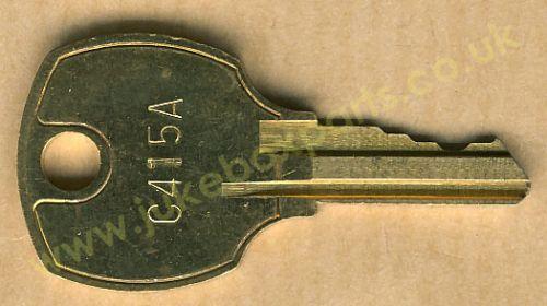 AMI C415-A Key
