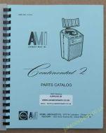 AMI Continental II Parts Manual (1962)