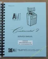 AMI Continental II Service Manual (1962)