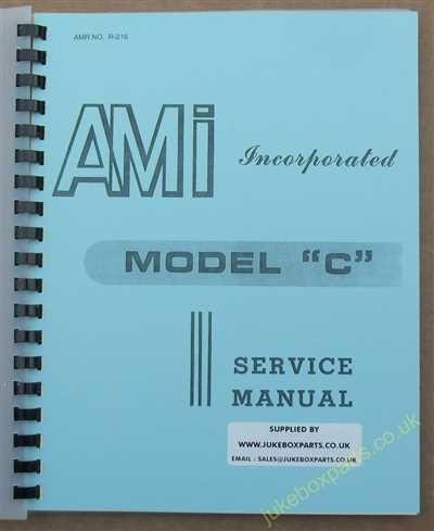 AMI Model C Manual