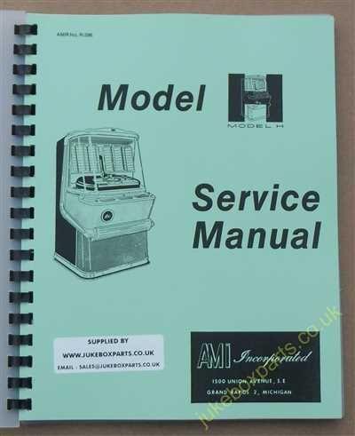 AMI Model H Series Manual