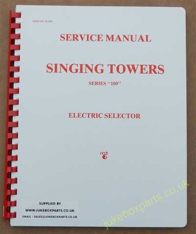 AMI Singing Towers Manual