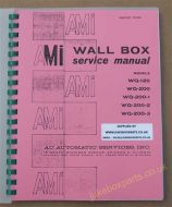 AMI WQ Wall Box Service Manual