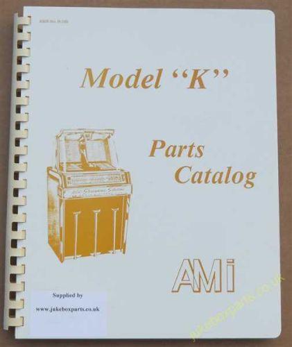 AMI Model K Parts Catalogue