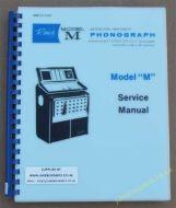 Rowe Ami Model M Tropicana Service Manual
