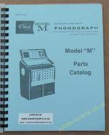 Rowe Ami Model M Tropicana Parts Manual