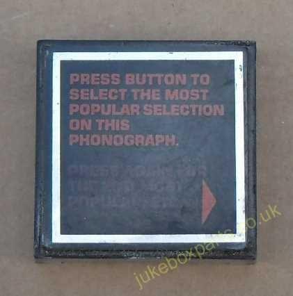 Rowe-Ami Button (AR163)