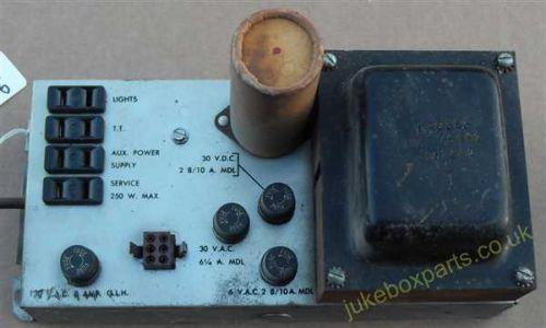 Rowe-Ami Power Supply (AR196)