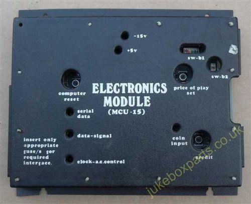 Wall Box Electronic Module MCU-15 (AR257)