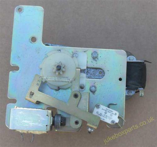 Ami Select Wheel & Button (AR63)