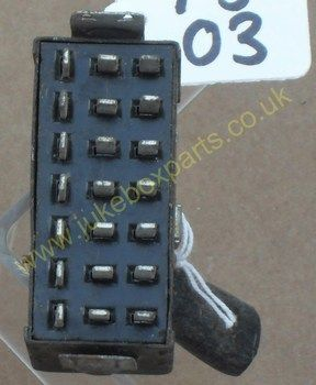 21 Pin Plug 59mm x 28mm Approx (PS03)