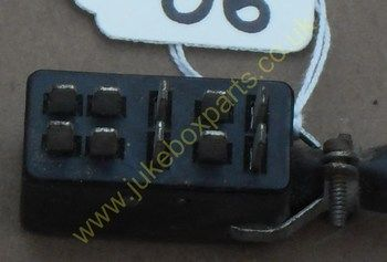 10 Pin Plug 40mm x 18mm Approx (PS06)