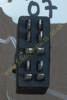 10 Pin Plug 40mm x 18mm Approx (PS07)
