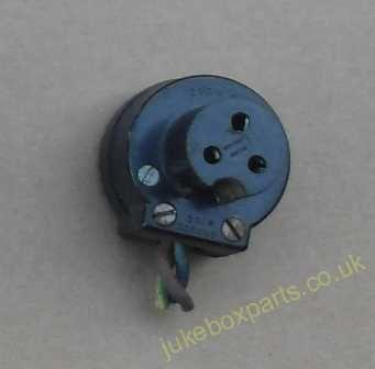 3 Pin Plug/Socket (PS14)