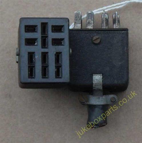 12 Pin Plug & Socket (PS35)
