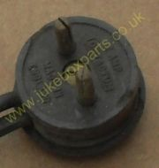 2 Pin Plug 25mm Approx (PS42)
