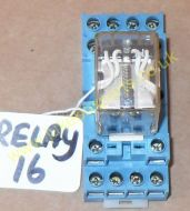 Relay Socket Type 9474