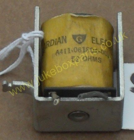 Solenoid GUARDIAN ELECTRIC A-411-061804-00L 52 OHMS (SOL10)