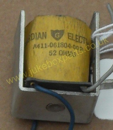 Solenoid GUARDIAN ELECTRIC A-411-061804-00R 52 OHMS (SOL11)