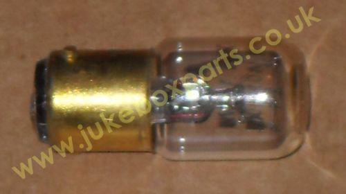 110/130 Volt 10 Watt BSB Bulb (MB25)