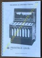 NSM Prestige 120B Technical Instructions Manual