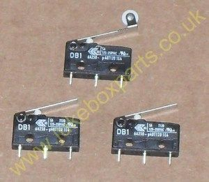 Set of NSM Micro Switches (NSM99)