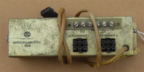 NSM Early Type Credit Unit K60226 (NSM02)