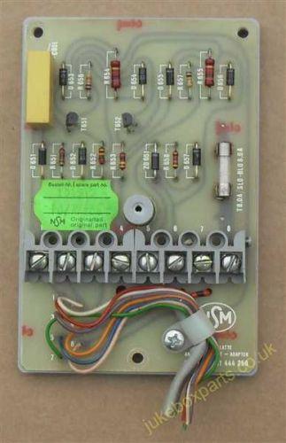 NSM Wall Box Adapter 207926 01444250 (NSM115)