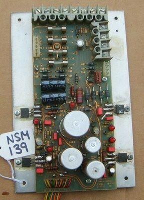 NSM Power Distribution Board 108452 (NSM139)