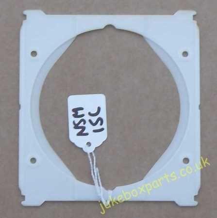 NSM ES 5.1 White CD Tray (NSM15C)