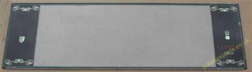 NSM Consul Classic Title Card Glass (NSM164)