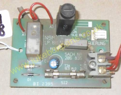NSM PCB 206835 (NSM208)