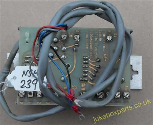 NSM Speaker Transformer 217335 (NSM239)