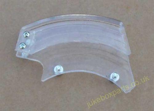 Seeburg A, B, C, G, W, R, J Stripper Plate Clear (JP577)