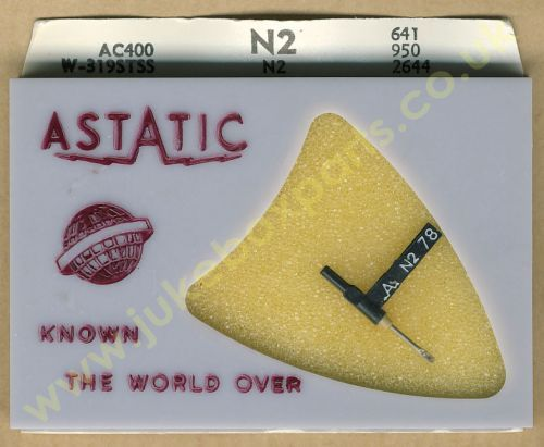 Astatic N2 Stylus / Needle