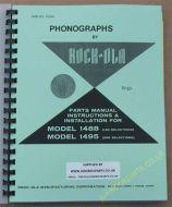 Rock-Ola 1488, 1495 Regis Manual