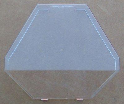 Rock-ola Opto Sensor Cover for models 477 onwards (RO253)